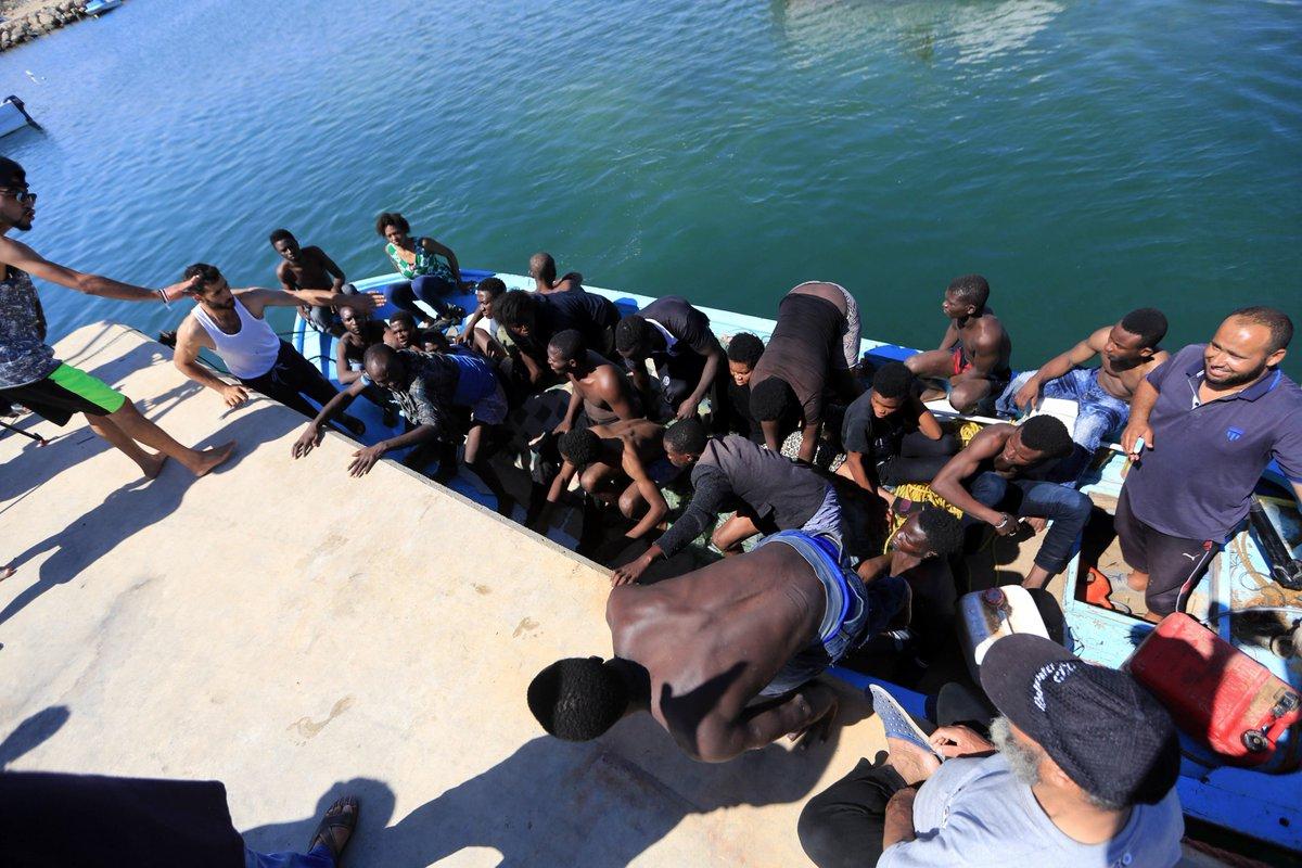 'Libia non è porto sicuro', alt dell'Ue https://t.co/YGpbbUn3vp