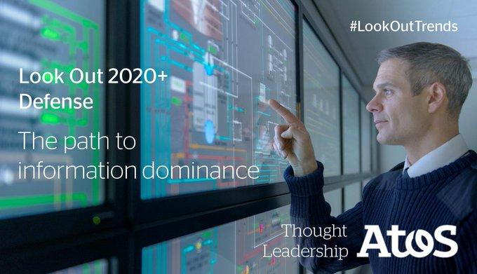 Disruptive technologies will reshape the future of #Defense. Get a glimpse of the future...
