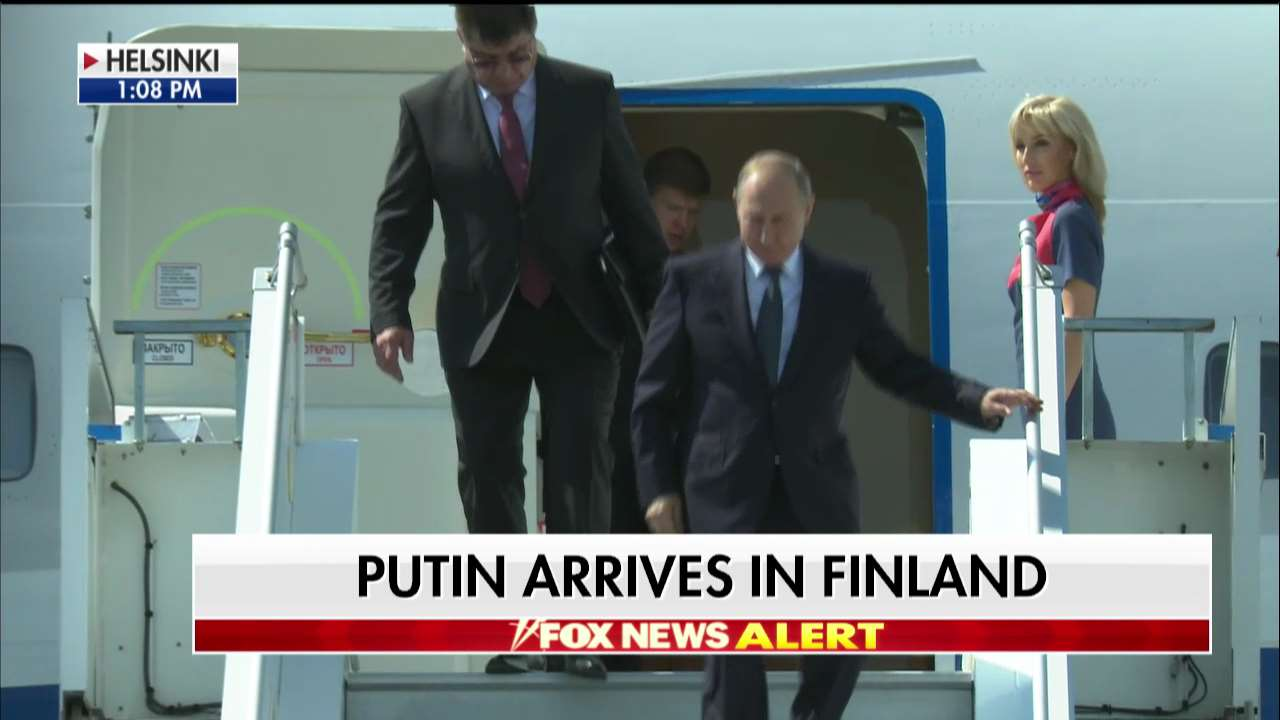 Putin Arrives in Finland https://t.co/KOWUVQx7M8