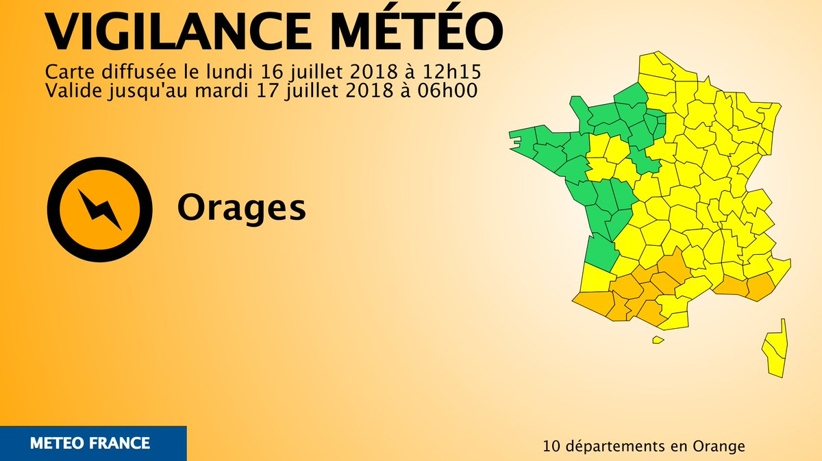#VigilanceOrange Latest News Trends Updates Images - LucNAROLLES