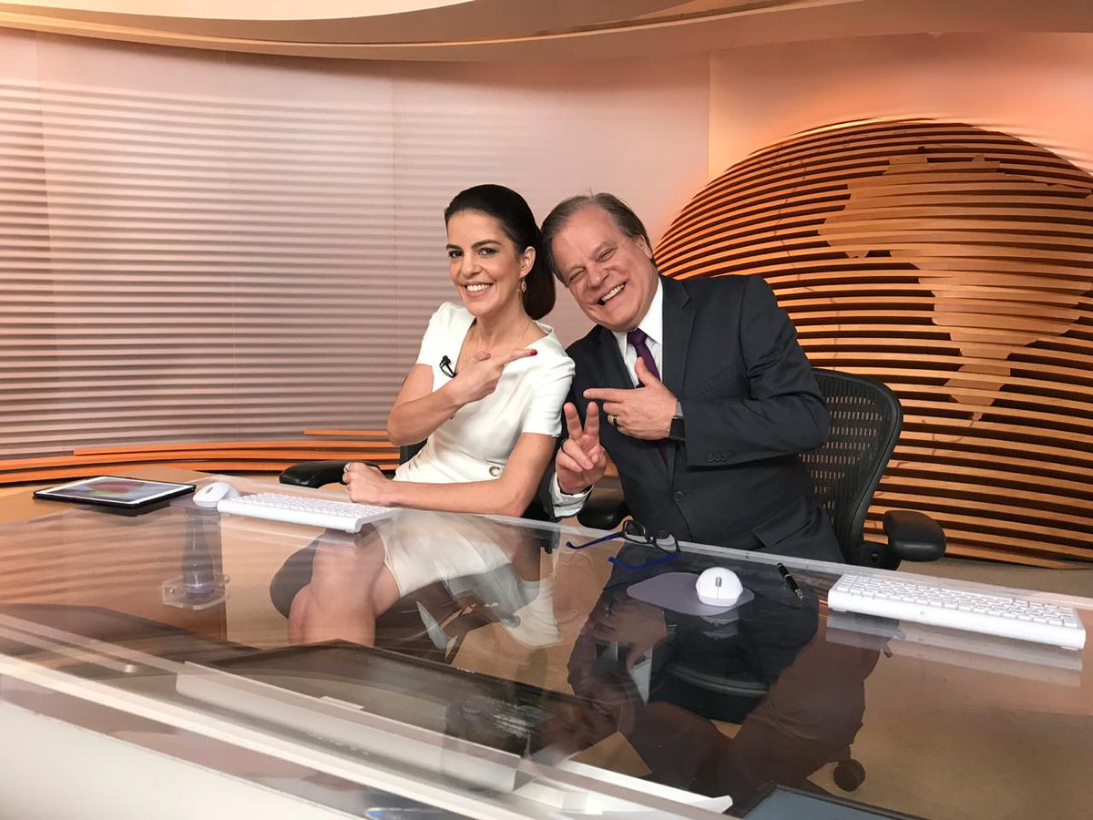 Bom Dia Brasil On Twitter Hoje Tem Mariana Gross