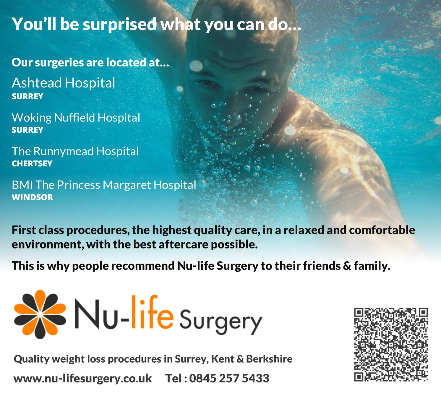 Nu Life Surgery On Twitter Find Out About Weightlosssurgery At