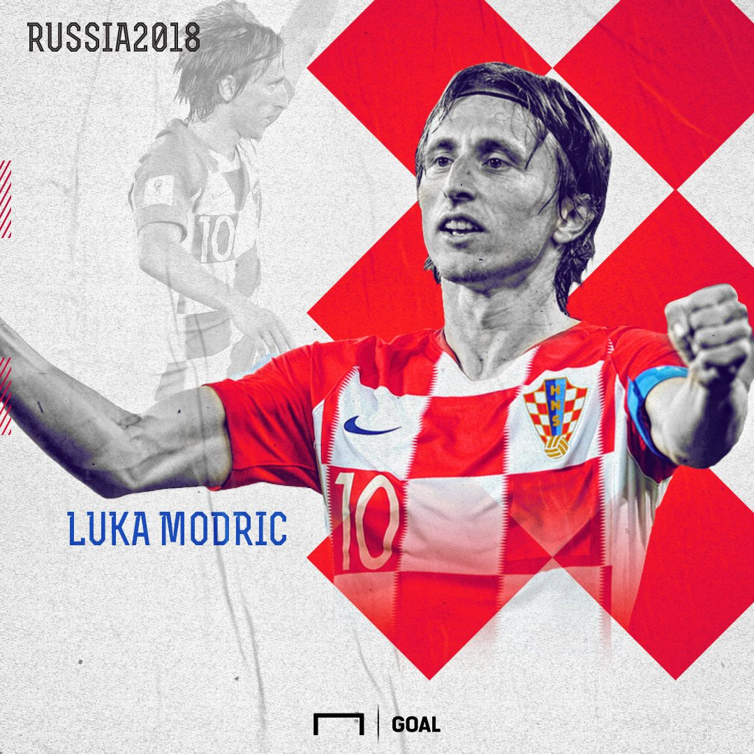 Goal Italia's photo on Modric