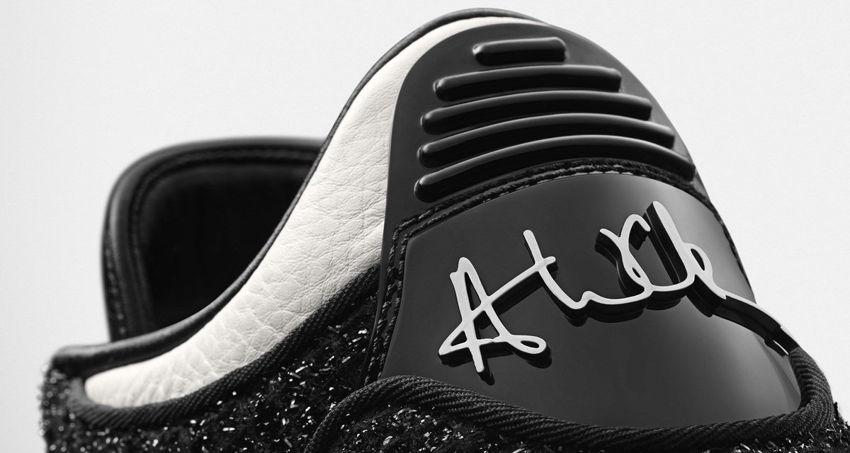 new concept 5a872 f3318 ... official store anna wintour works her magic on the air jordan 3 t.  c153c f4729