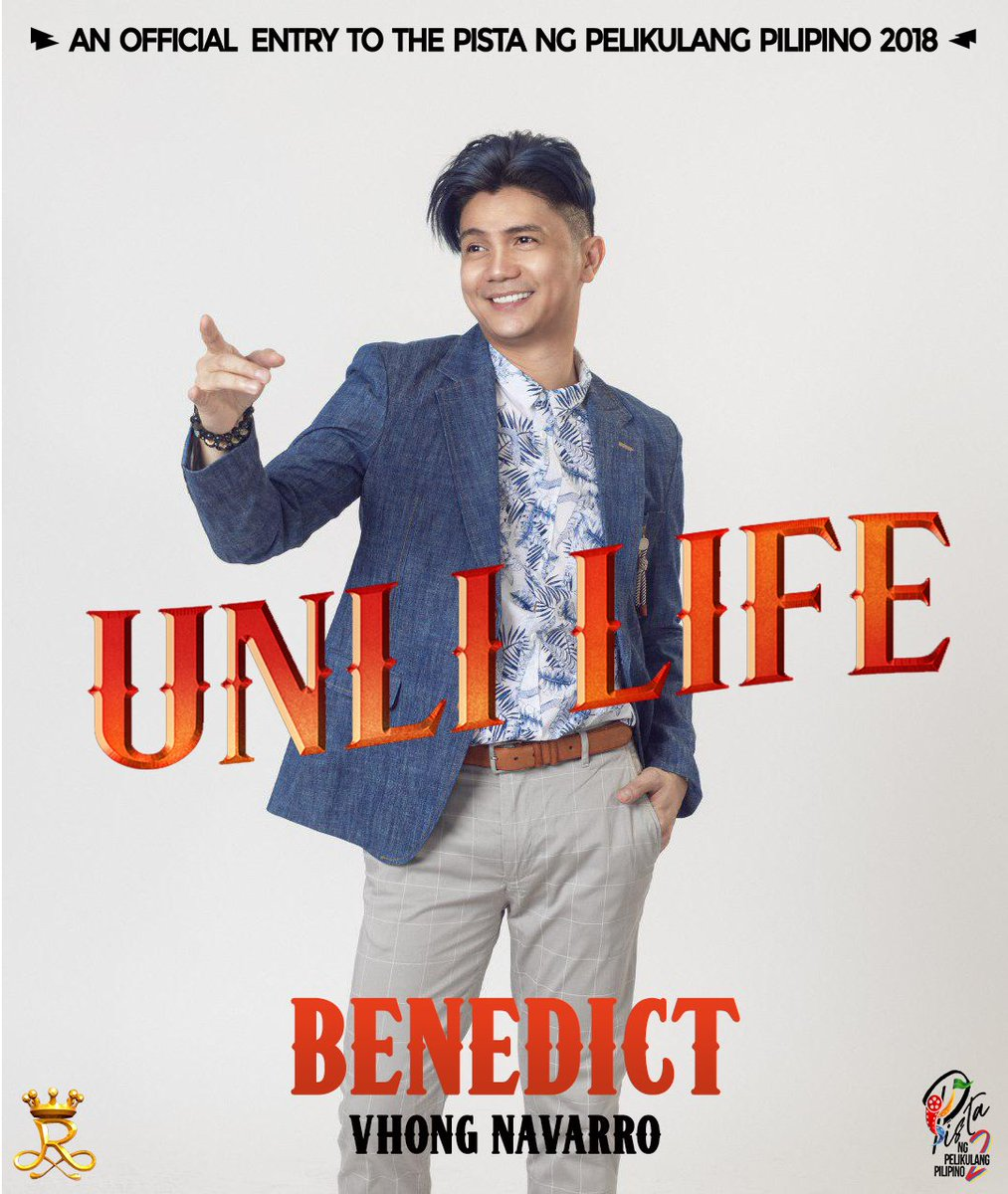 Regal Films Auf Twitter Vhong Navarro In Unli Life As Benedict An