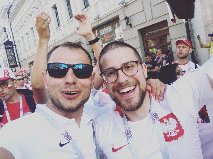 The World Cup might be over but memories will last forever! ⚽️ @LaczyNasPilka dzięki za wszystkie emocje! 🇵🇱 #WorldCupRussia2018 Photo