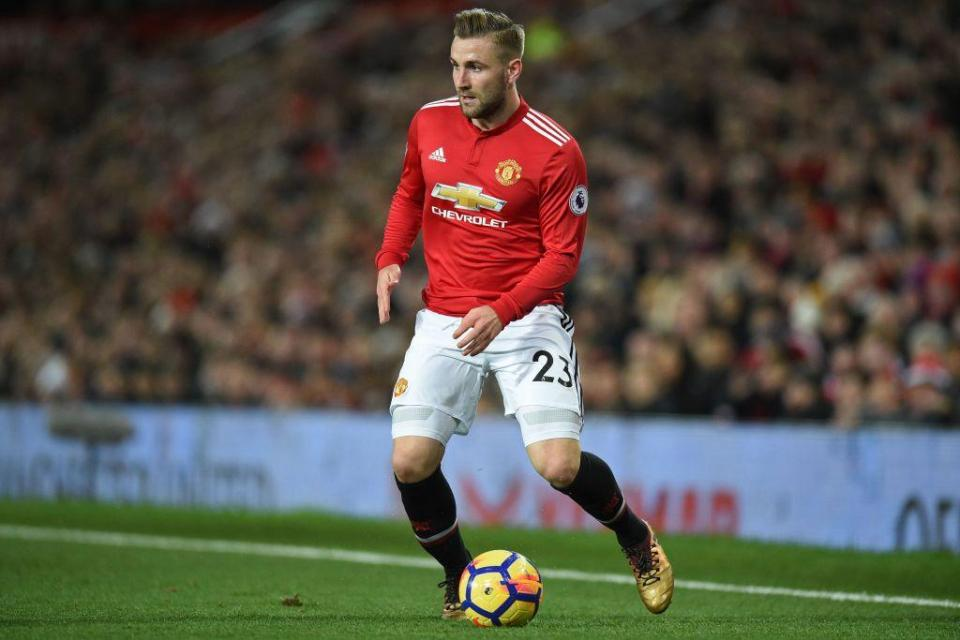 Luke Shaw is prepared to leave Manchester United next summer as a free agent if he does not establish himself as first-choice left-back this season. (Source: MEN)