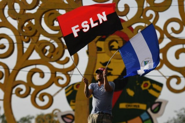 """""""la #Colombie, le #Honduras ou le #Mexique ne sont pas du tout inquiétés pour l'image de leurs """"#démocraties"""". Il y a quelque chose qui cloche... ? Pour éclaircir ce mystère, un rappel sur l'histoire du XXème siècle vaut le détour.""""#Nicaragua #Venezuela  https:// www.investigaction.net/fr/au-nicaragua-loperation-contra-bis-est-elle-en-train-dechouer/  - FestivalFocus"""