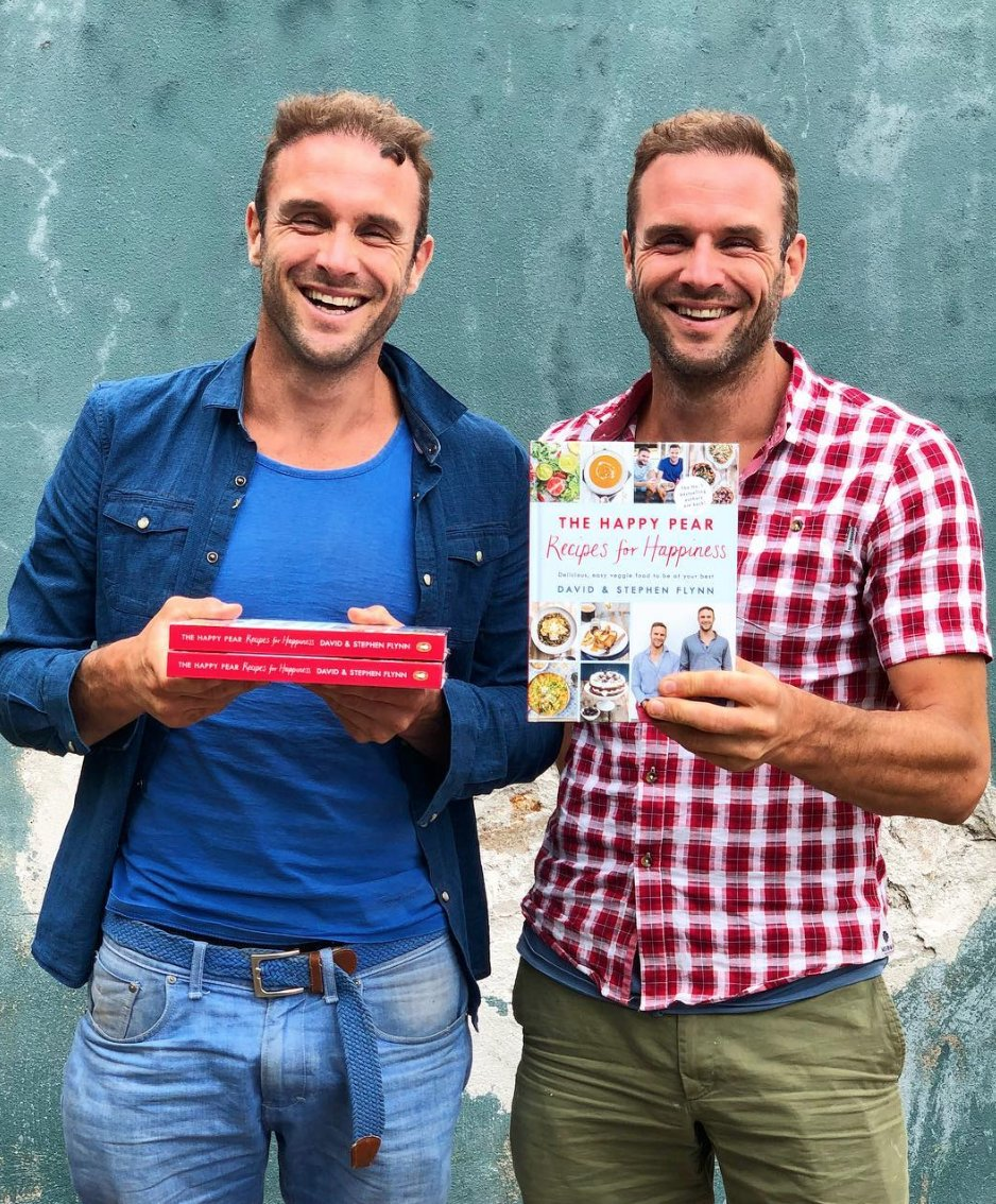 BOOK GIVEAWAY! To celebrate that our book is on a promotional deal on  prime for the next 36 hours we're giving away 3 signed copies of our new book 'Recipes for Happiness' too - if you're interested in a copy now is the time to buy or get lucky &  to try#RT win one!