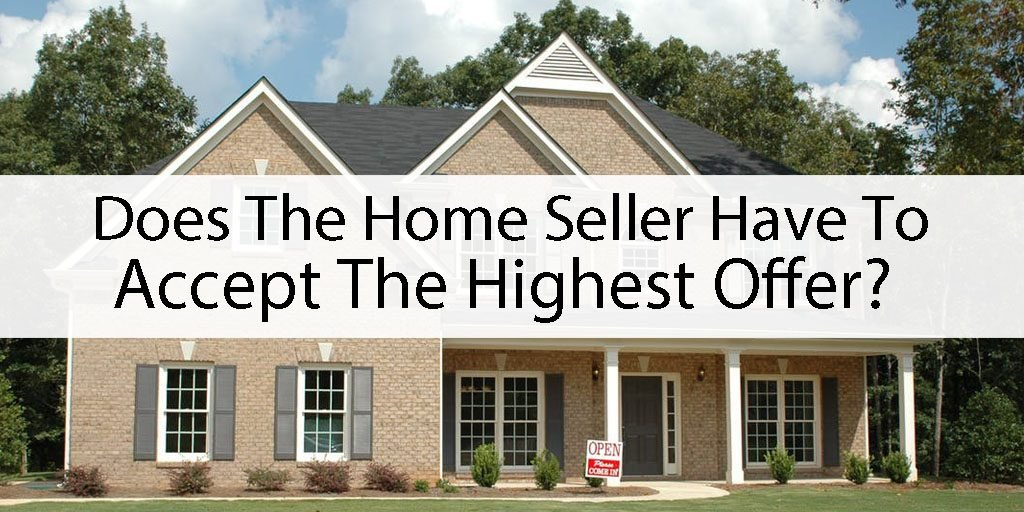Does The Seller Have To Accept the Highest Offer?    https:// buff.ly/2p27FjT  &nbsp;    @PeiferRealty #RealEstate<br>http://pic.twitter.com/Ih8ESRnLIA