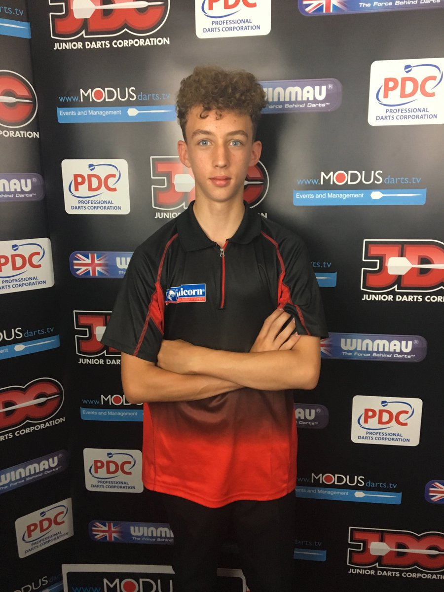 Congratulations to Kyle Manton who picked up his maiden @JDCdarts title at Rileys Chorlton at the weekend! ▶️ Full round-up and results: pdc.tv/news/2018/07/1…