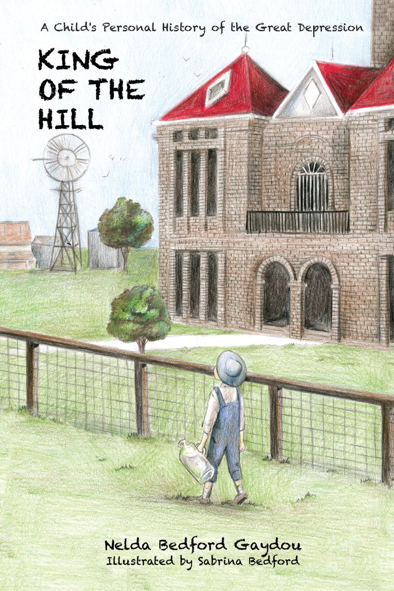 A great read for history class. Ten entertaining biographical stories set in Dickens County, Texas portray rural life during the Great Depression.  http://Progressiverisingphoenix.com  #dickenstx #library #books #spurtx #kidlit  #BACKTOSCHOOL