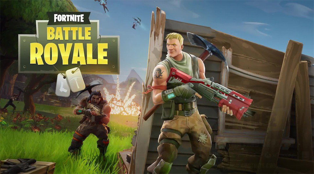 What is it about Battle Royale? Check out my report from #E3 for @BBCClick https://t.co/CQ4F662Yla