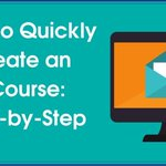 Want to show off your expertise and attract your ideal customers on autopilot? Check out this tutorial on how to quickly create an online course with WordPress (and email) https://t.co/NwOvNmte7V