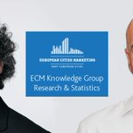 Image for the Tweet beginning: European Cities Marketing appoints new