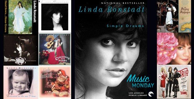New Blog Post:  Music Monday: Happy Birthday, Linda Ronstadt!