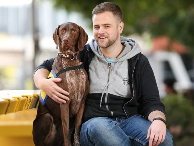 'My dog brought me back from brink of depression' buff.ly/2NfYYgh