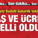 #BedelliAskerlik Twitter Photo