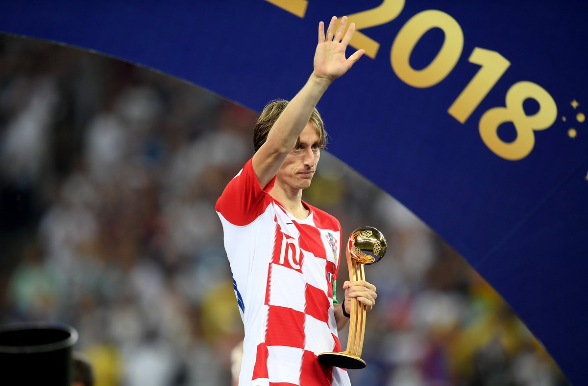 Squawka Football's photo on Modric