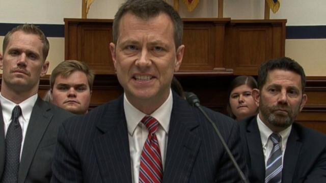 '10 things we learned from Peter Strzok's congressional testimony' https://t.co/eeOrSHT37O https://t.co/rci2sL1X01