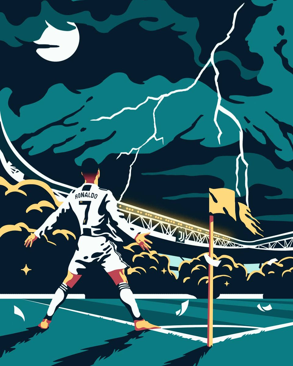 The stage is set  #CR7JUVE @Cristiano <br>http://pic.twitter.com/LCVJeslW3X