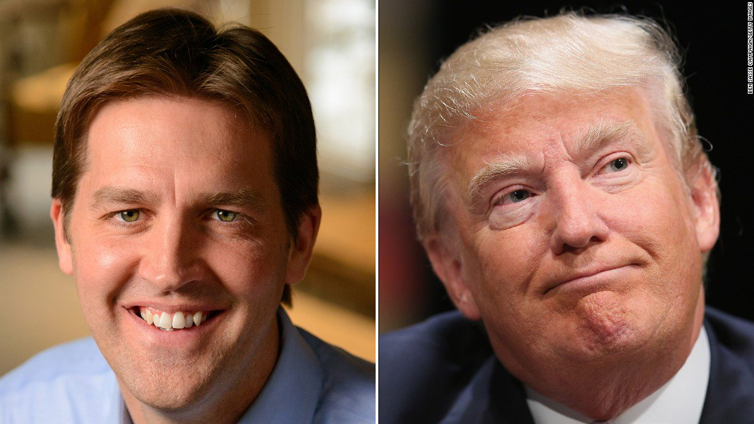 GOP Sen. Ben Sasse: President Trump should declare Russia an 'enemy of America' https://t.co/f12BP5nJcO