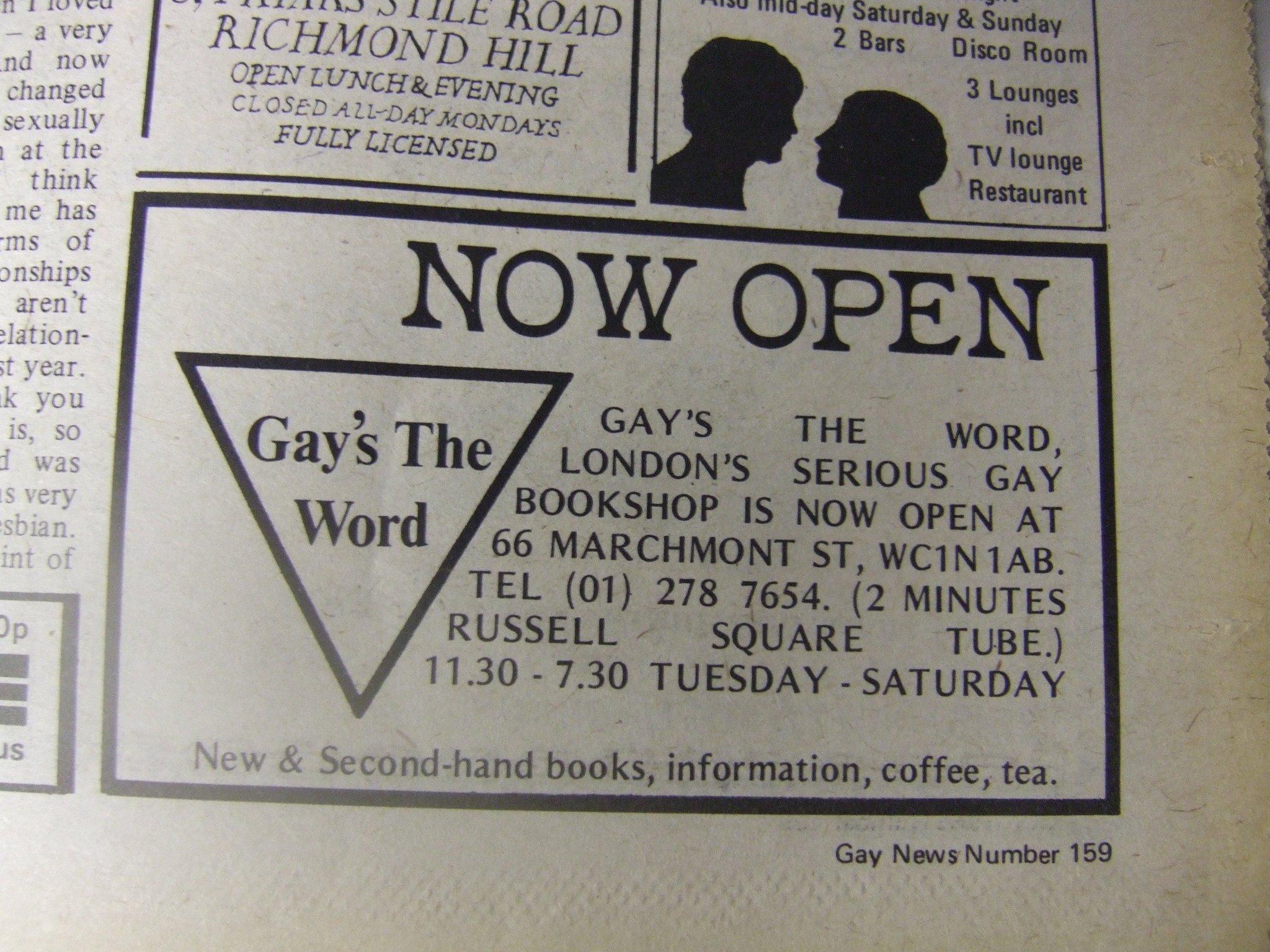 Gay newspapers