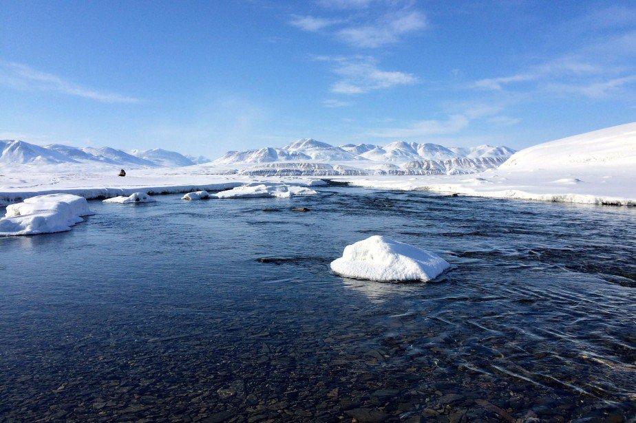 Extrême-Arctique: des centaines de glaciers rétrécissent, certains disparaissent https://t.co/CD4rFOKuZw