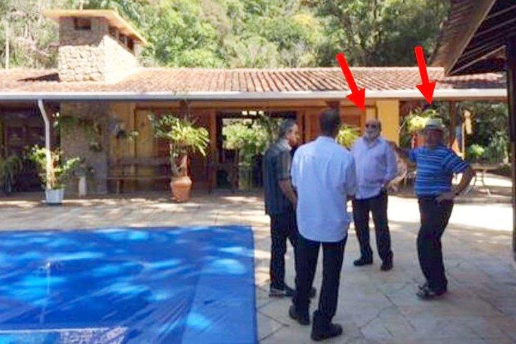 Perícia encontra verdadeiro dono da propina da Odebrecht que a Lava Jato imputa a Lula https://t.co/Wz3W3uKDIm