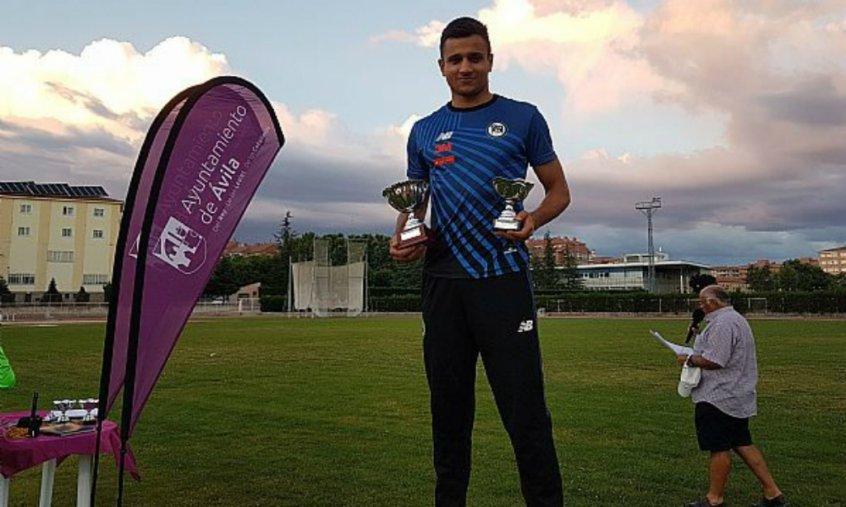 Lucas Marcelino garante ouro no Grande Prêmio de Ávila, na Espanha https://t.co/DzXaA1uKGc