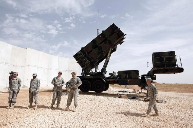 U.S. State Department in talks with Turkey to sell Patriot system https://t.co/FPuOR8ku9r https://t.co/6n3A53JuZN