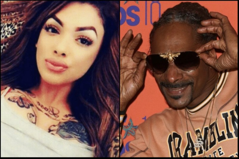 RT @BSO: IG Model Celina Powell in new comment claims Snoop Dogg was snorting coke off her boobs https://t.co/VjiU35BM2b https://t.co/flU4V…
