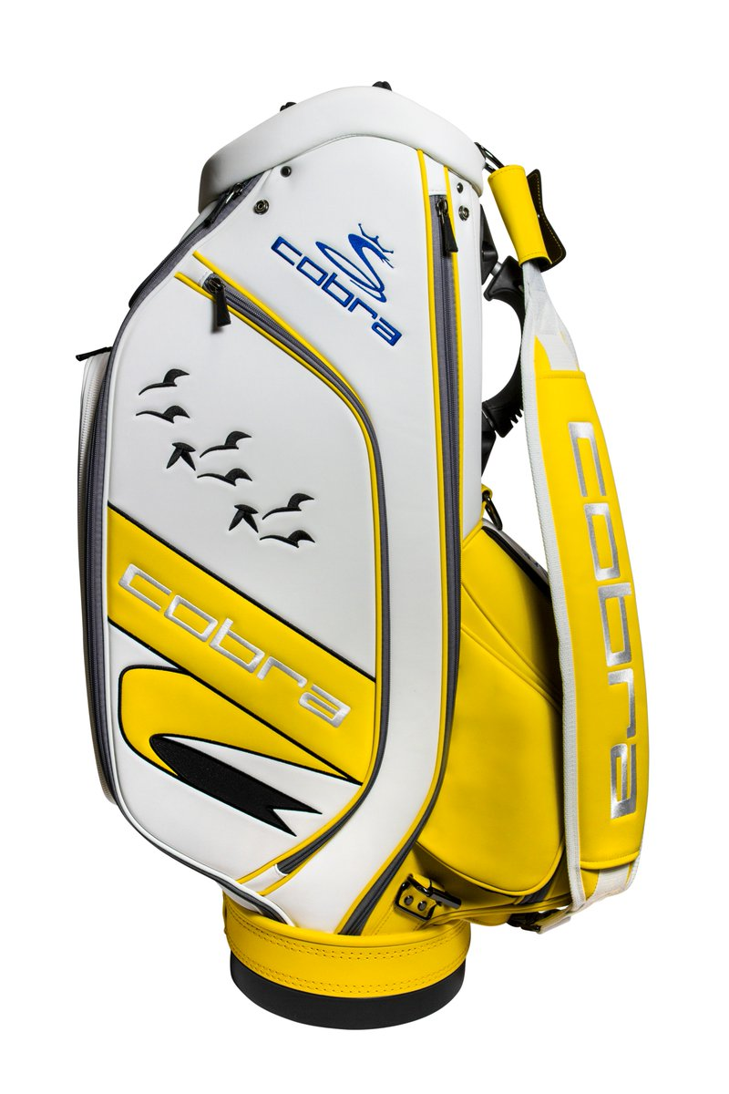 Cobra Golf On Twitter Theopen Is Here And So Your Chance To Win One Of These Bags Designed For The 3rd Major Year