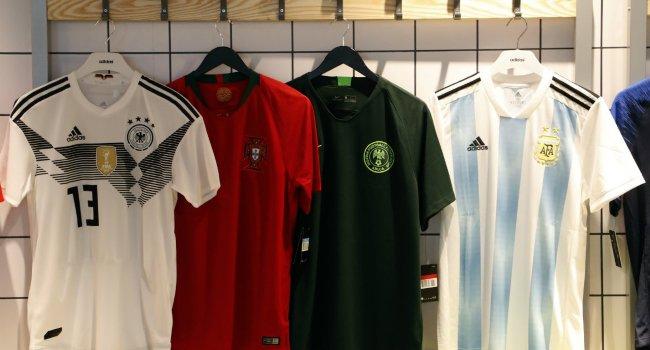 ¿Cuál fue la camiseta más vendida del #Mundial? Foto