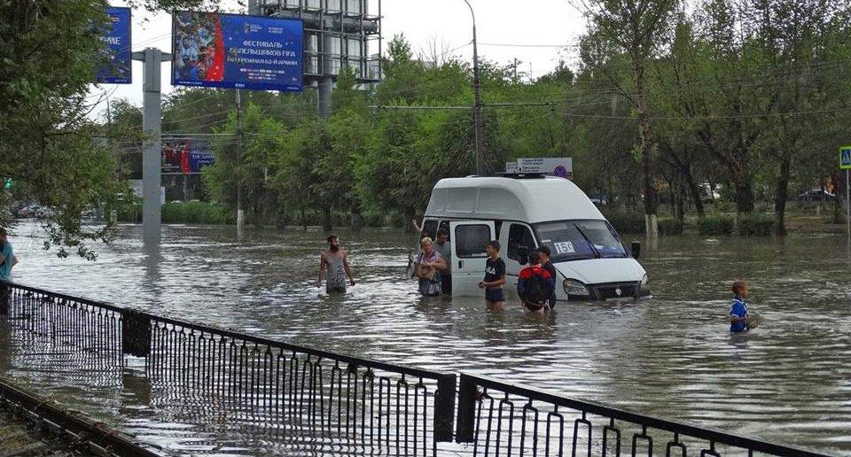 фото наводнения в волгограде сайте множество