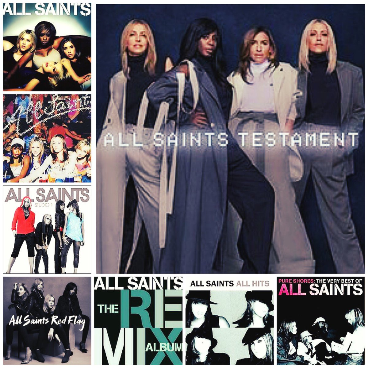 All Saints on Twitter: