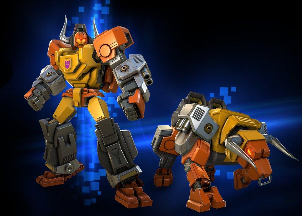 Transformers: F2F on Twitter: