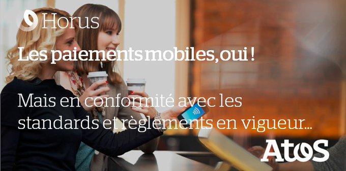 Permettez aux consommateurs de payer via leur mobile avec un service conforme #HCE, Samsung...