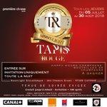 Image for the Tweet beginning: Les soirées Tapis Rouge, votre