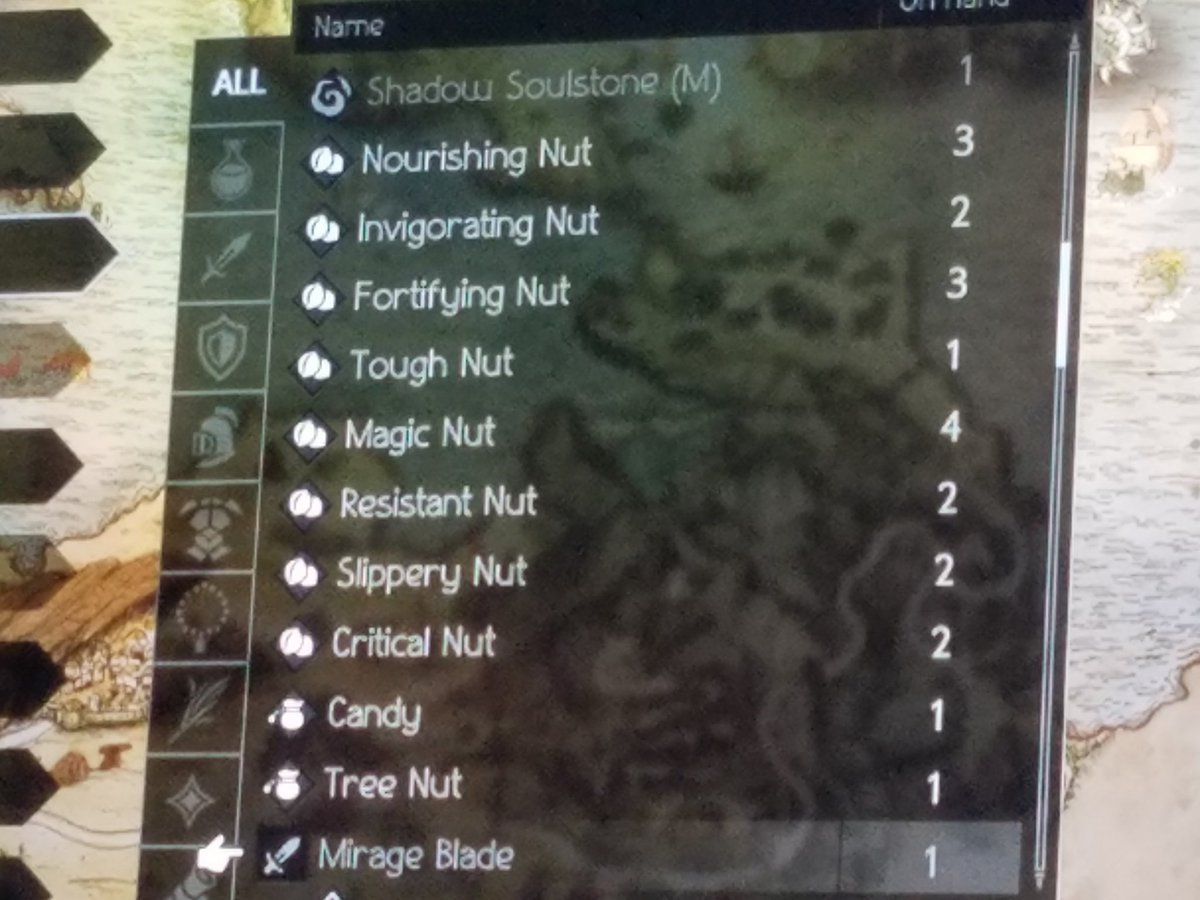 octopath traveler nuts