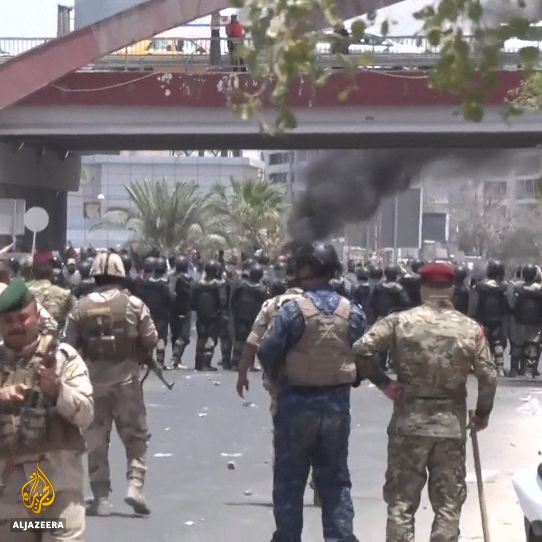 Protests in Iraq are spreading - here's why people are protesting.