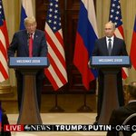 Image for the Tweet beginning: WATCH LIVE: Putin says Moscow