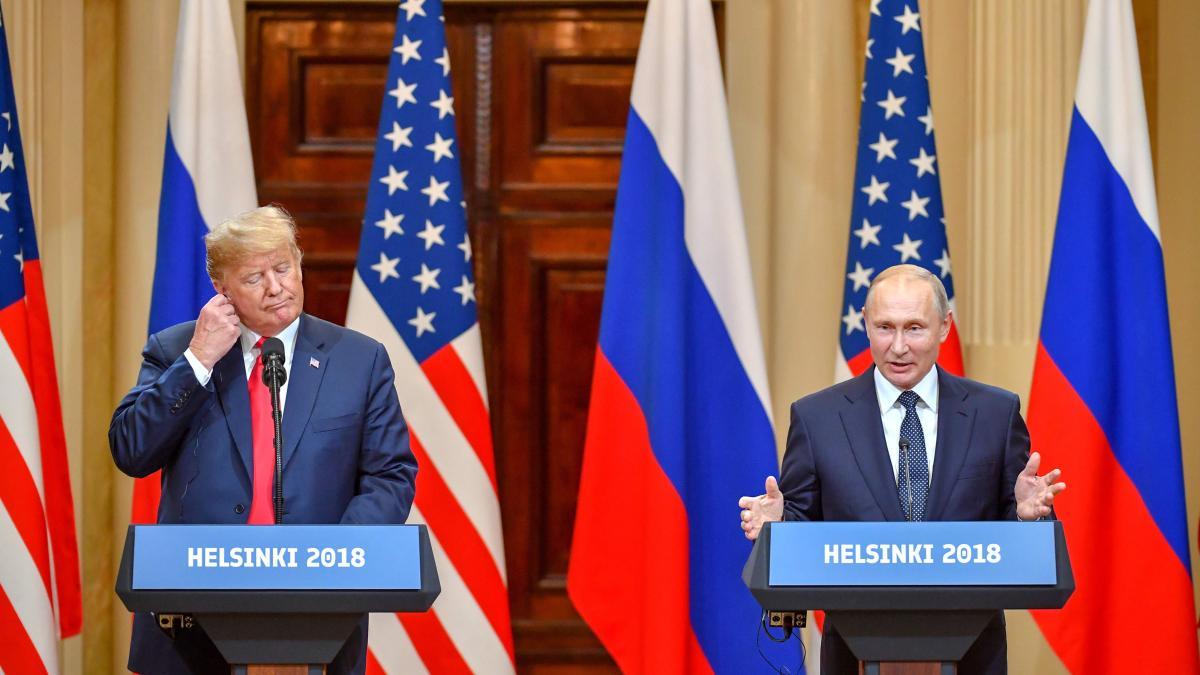 Putin nennt Gespräche mit Trump 'sehr erfolgreich und sehr nützlich' https://t.co/bAmpRcz43D