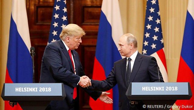 Трамп сообщил, что договорился с Путиным о частых встречах  https://t.co/J08kqyRrSw