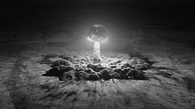 """July 16, 1945 - """"Now I am become Death, the destroyer of worlds."""" #TwinPeaks <br>http://pic.twitter.com/IRY2XEZahv"""
