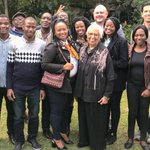 MEET OUR TEAM: On Sunday, IRI President @DCTwining met with @IRI_Africa's #Zimbabwe team and discussed their ongoing efforts to support support free, fair and credible elections on July 30th. #ZimDecides2018 #ZimVotes #GoZim