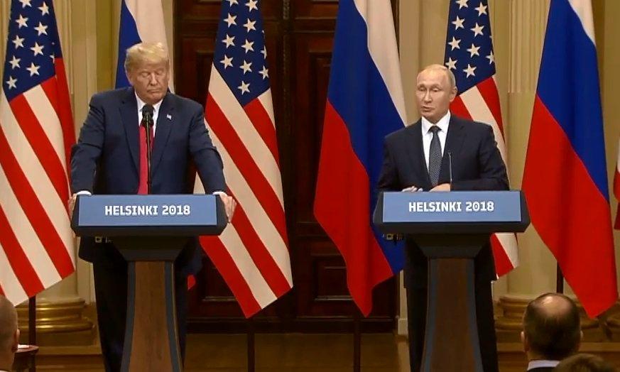 Putin: 'Trump protege los intereses de EE.UU. y yo protejo los intereses de Rusia' https://t.co/wfyrwswc1l