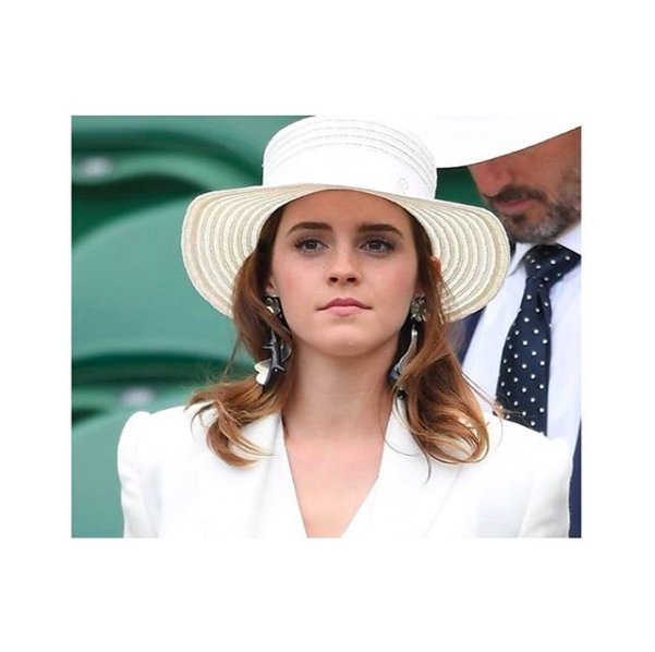 39ee67a0d18b Hats are the best way to protect your face, whilst still looking stylish  and chic #wimbledon2018 #wimbledonstyle #hats #wimbledonhats #SPF ...