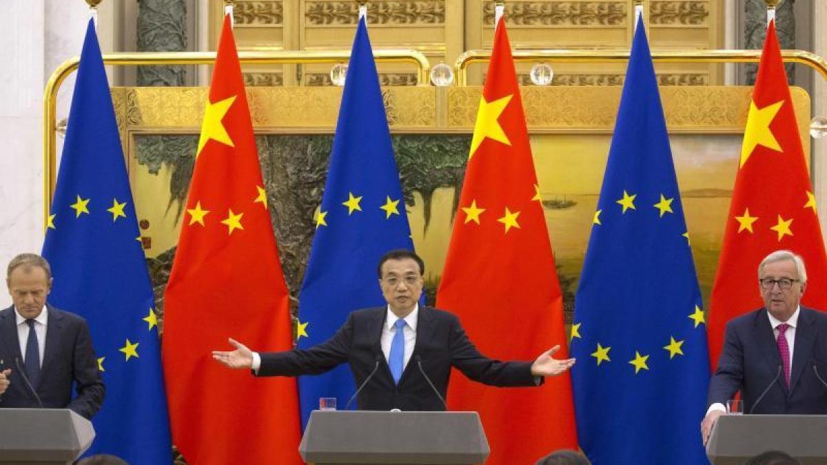 Handelskrieg: Chinas plötzliche Eile im Werben um die EU https://t.co/p59Gh3Bs7M