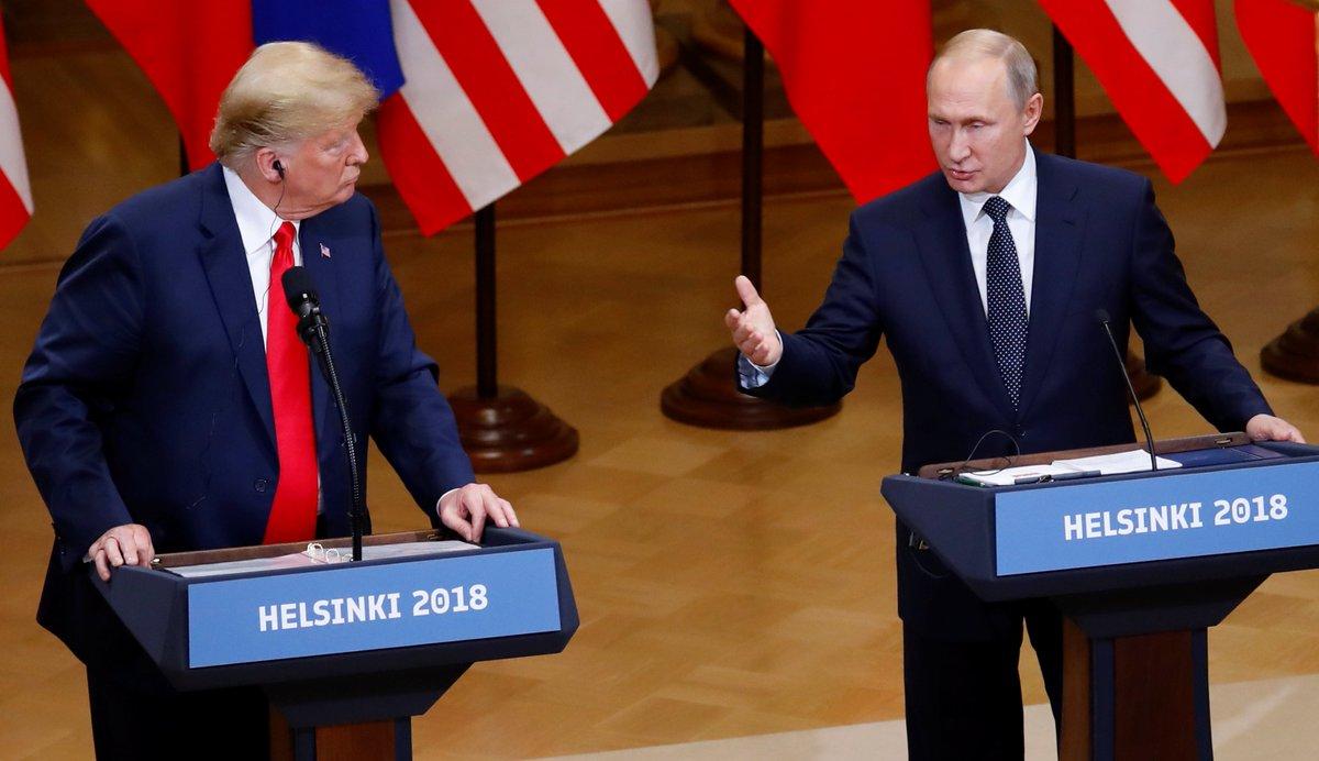 Putin: 'Yo quería que Trump ganara las presidenciales de EE.UU.' https://t.co/nCcABeRaws